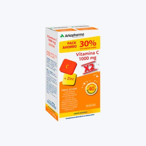 comprar ARKOVITAL VITAMINA C 20X2 COMP