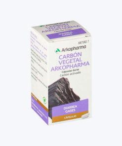comprar CARBON VEGETAL ARKOPHARMA 225 MG 50 CAPSULAS