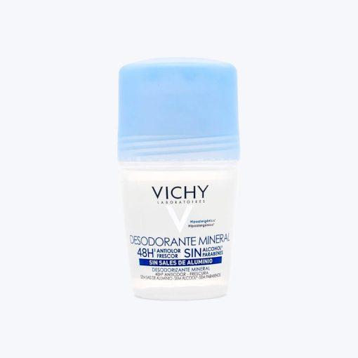 comprar VICHY DESODORANTE MINERAL 48 H