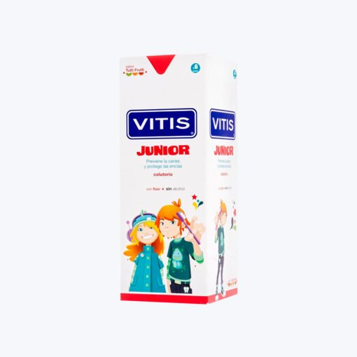 comprar VITIS JUNIOR COLUTORIO 500 ML