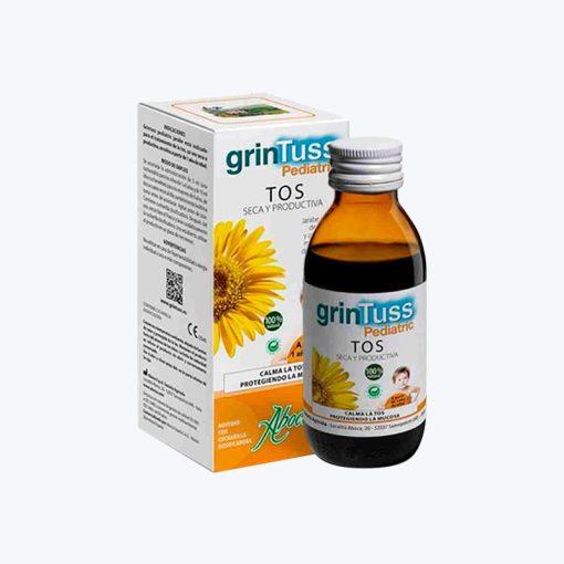 ABOCA GRINTUSS JARABE PEDIATRIC 180 ML