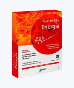 NATURA MIX ADVANCED ENERGIA 10 FRAS