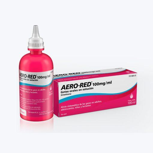AERO RED 100 MG/ML GOTAS ORALES SOLUCION 100 ML