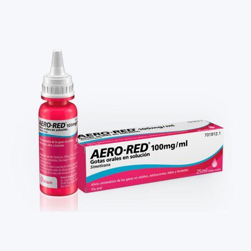 comprar AERO RED 100 MG ML GOTAS ORALES SOLUCION 25 ML