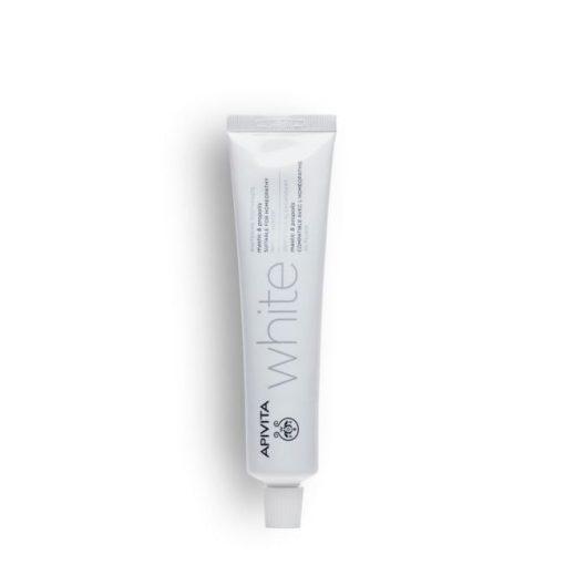 APIVITA DENTIFRICO WHITE 75 ML