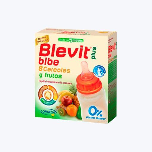 comprar BLEVIT PLUS BIB 8CER FRUT 600G