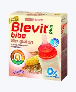 BLEVIT SIN GLUTEN PARA BIBERON 600 G