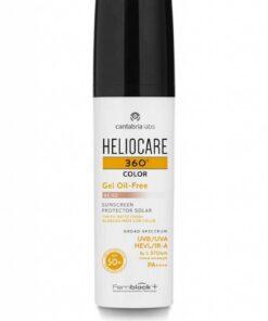 HELIOCARE 360º 50+ COLOR GEL OIL 50 ML