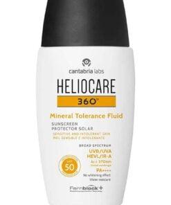 HELIOCARE 360º 50 MINERAL TOLERANCE FLUID 50 ML
