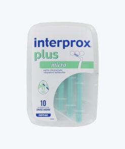 comprar INTERPROX PLUS MICRO 10 UNIDADES