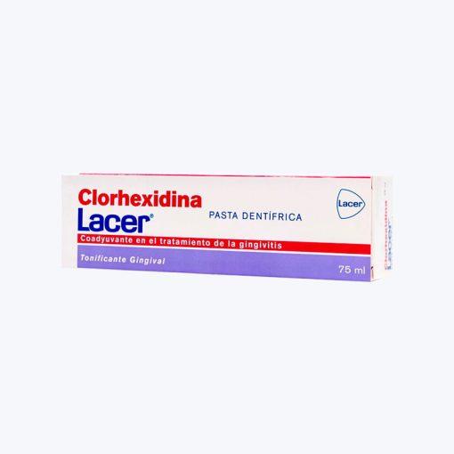 comprar LACER PASTA CLORHEXIDINA 75 ML