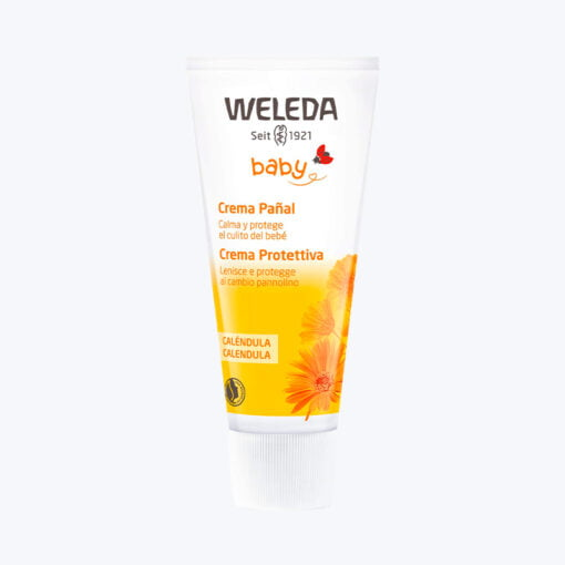 WELEDA CREMA PAÑAL CALENDULA 75 ML