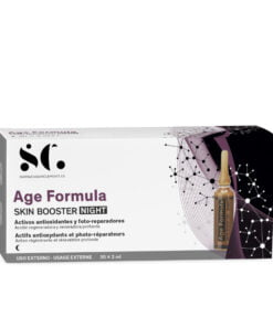 SC AGE FORMULA SKIN BOOSTER NIGHT 30X2