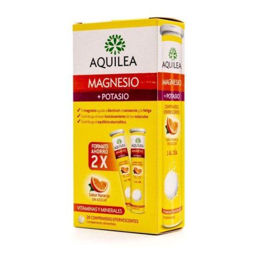 AQUILEA MAGNESIO POTASIO 28COMP