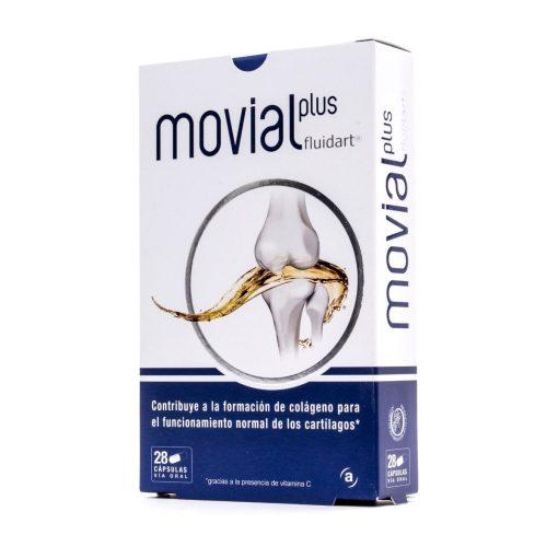 MOVIAL PLUS FLUIDART 28CAPS