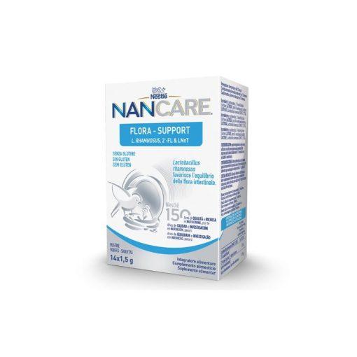 comprar nestle nancare flora support 14 sobres