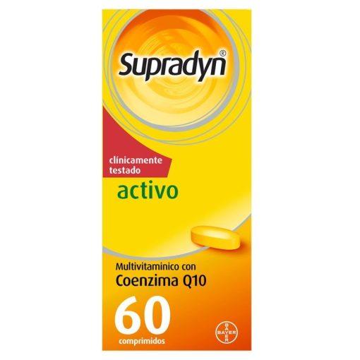 comprar SUPRADYN ACTIVO 60 COMP