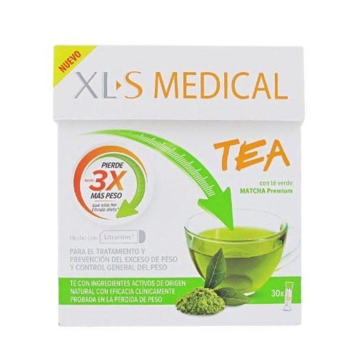 XLS MEDICAL TEA VERDE MATCHA 30SOBRES
