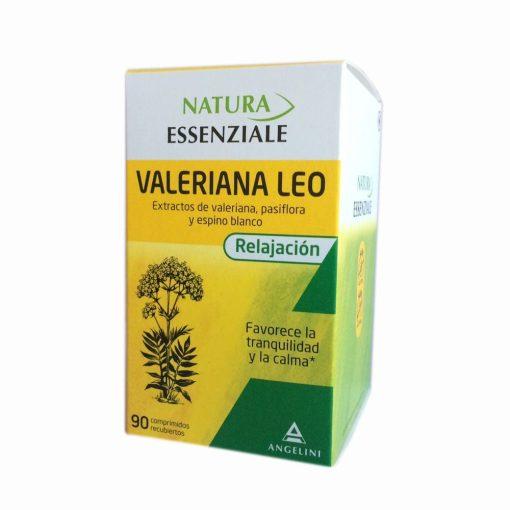 comprar valeriana leo relajaci n 90 comprimidos angelini natura 170454 ps