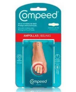 COMPEED AMPOLLAS DEDOS PIES 8 APOSITOS
