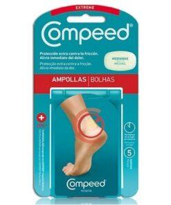 COMPEED AMPOLLAS MEDIANAS EXTREME 5UND