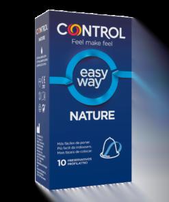 CONTROL EASY WAY PRESERVATIVOS 10UND