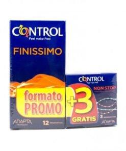 CONTROL FINISSIMO 12UND +3 NON STOP D&L