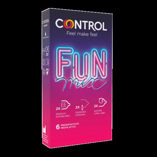 CONTROL FUN MIX 6UND