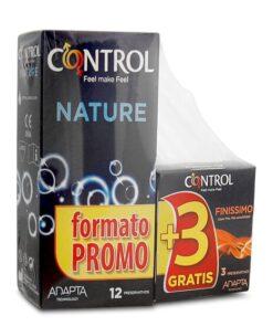 CONTROL NATURE 12UND + 3UND FINISIMO
