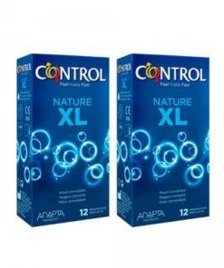 CONTROL NATURE XL 12UND + 12UND PACK