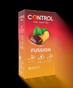CONTROL SEX SENSES FUSSION 12UND