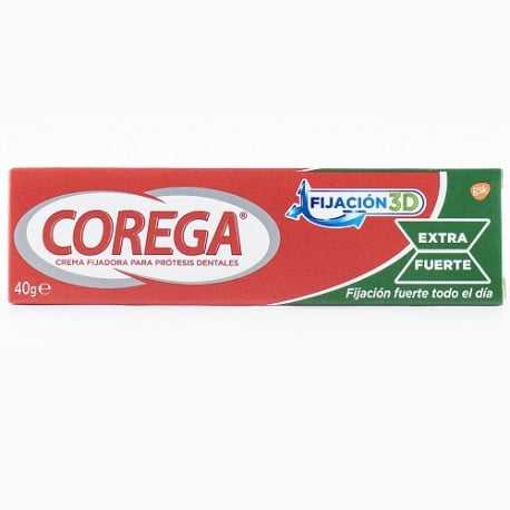 comprar COREGA FIJACION 3D EXTRA FUERTE 40G