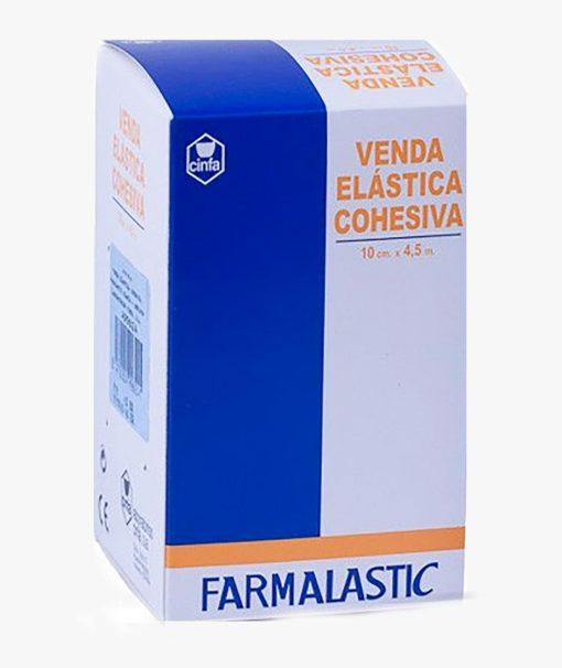 FARMALASTIC VENDA ELASTICA COHESIVA BEIGE 4,5 M