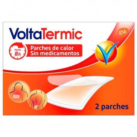 comprar VOLTATERMIC RECTANGULAR 2PARCHES