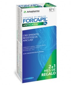 ARKOPHARMA FORCAPIL ANTI-CAIDA 2+1MES DE REGALO 90 COMP