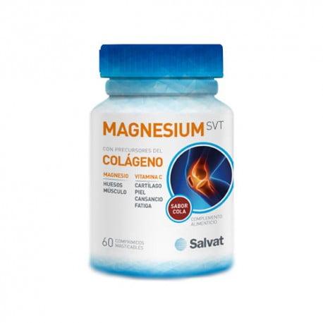 MAGNESIUM SVT 60 COMPRIMIDOS MASTICABLES