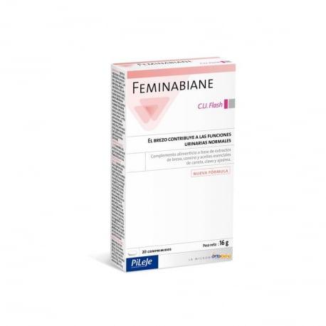 comprar PILEJE FEMINABIANE CU FLASH 20COMP
